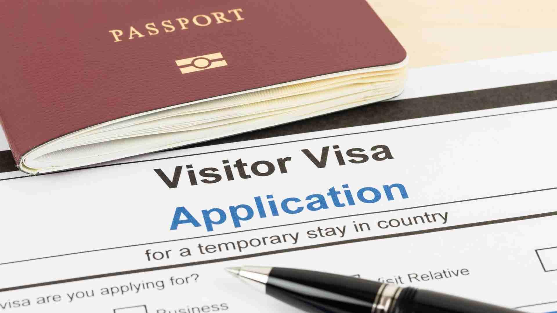 Рабочая виза для английской няни